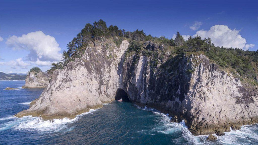 Hahei Coromandel Beach Cave